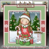 Santas Little Helper Mini Kit