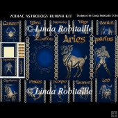 Zodiac Astrology Bumper Kit