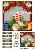 Classy Christmas Candles 4