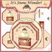 It's Snow Wonder Card Set