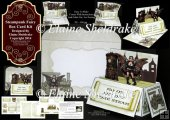 Steampunk Fairy Pop-Up Box Card Kit & Matching Envelope
