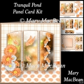 Tranquil Pond - Panel Card Kit
