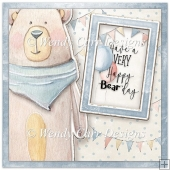 SIDE BEAR CARD