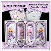 Little Princess Double Aperture Pop-Out