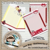Love Bug - Stationeries 2