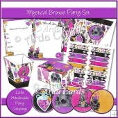 Mystical Bronze Party Set