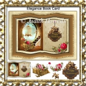 Elegance Book Card