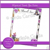Mystical Thank You Notes
