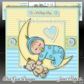 Moon Baby Boy 2 Mini Kit