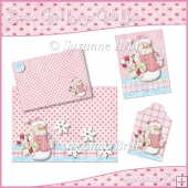 Snow Girl Large Gift Box