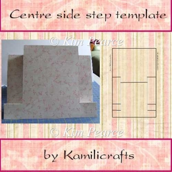 Centre Side Step Template