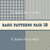 Basic Patterns Pack 18