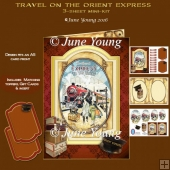 Travelling on the Orient Express