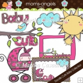 Doodle Cute Baby Collection