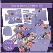 Summer Blooms Cantilever Box