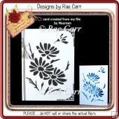 383 Daisie Card *Multiple MACHINE Formats*