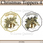 Christmas Toppers 4