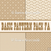 Basic Pattern Pack 7A