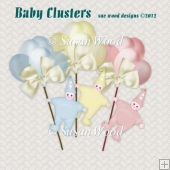 Baby Clusters Commercial Use