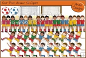 Fever Pitch Autumn CU Clipart