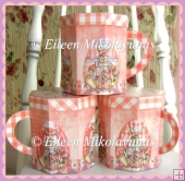 Miss Fluffy Bunny Jelly Bean Mug Boxes