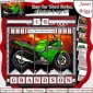 MOTORBIKE Easy Cut Family Word Strips, Alphabet & Age Tiles