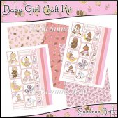 Baby Girl Craft Kit