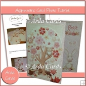 Asymmetric Card Photo Tutorial