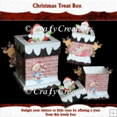 Christmas Treat Box
