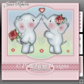 Elephant Romance Mini Kit Anniversary/ Engagement/Valentine