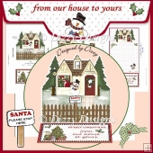 From Our House To Yours - Easel Style Card