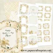 RTP Shabby Chic - Floral Frames 3 (Retiring in August)