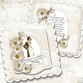 PRETTY LADY CARD