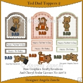 TED DAD TOPPERS 2