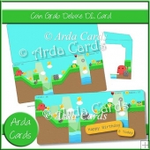 Coin Grab Deluxe DL Card