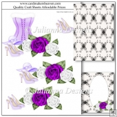 PNC GSD OOO LaLa Purple Cutting Machine File