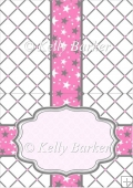 Happy Birthday Nail Polish Quick Card Insert A5