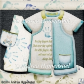 New Baby Romper Boy set 1