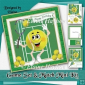 Game Set and Match Mini Kit