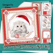 Purr-fect Christmas Mini Kit