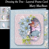 Dressing the Tree - Layered Frame Card