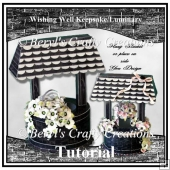 Photographic Tutorial - Wishing Well Keepsake