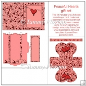 Peaceful Hearts gift set