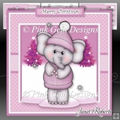 Winter Ella Pink Mini Kit