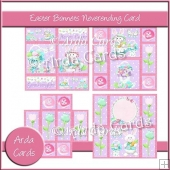 Easter Bonnets Neverending Card