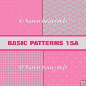 Basic Patterns Pack 15A