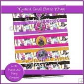 Mystical Small Bottle Wraps
