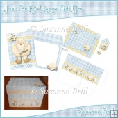 Just For Ewe! Large Gift Box