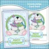 Snowbuddies Card Front