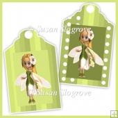 Cookie the Fairy Tags